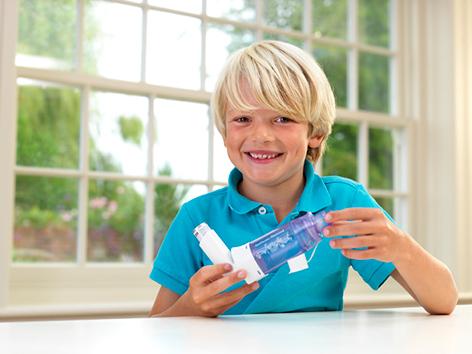 """El """"asma bronquial"""" es la enfermedad crónica mas frecuente entre los niños y adolescentes"""